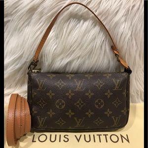 Authentic Louis Vuitton Pochette #5.2K